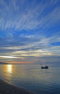 Fishing Boat by Richard Scott Photos Beer Devon