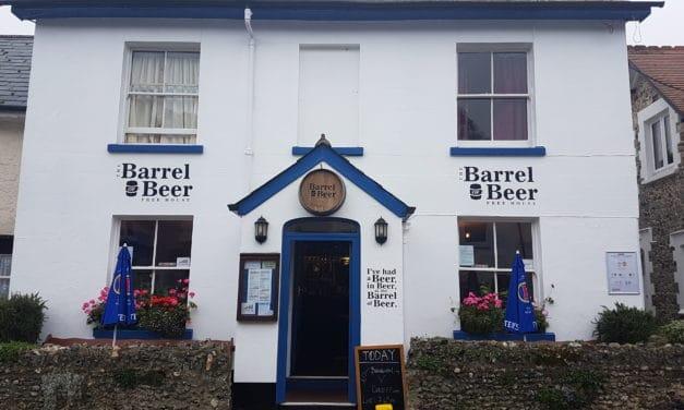 Barrel of Beer