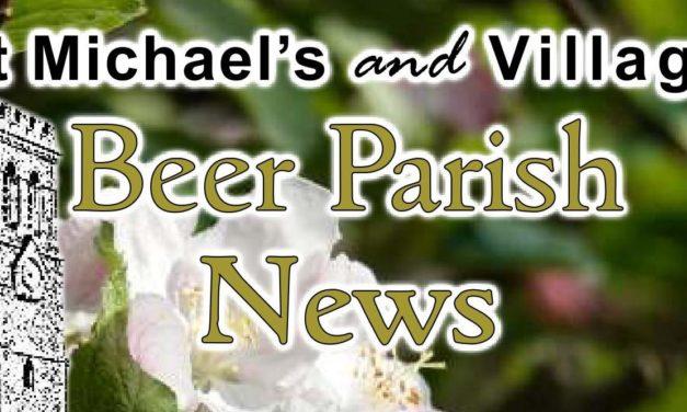 Beer Parish News