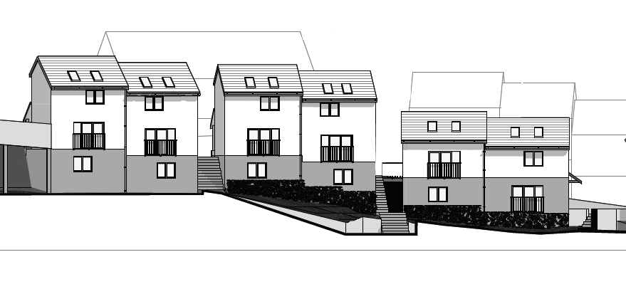 Planning permission given for six new affordable homes in Beer