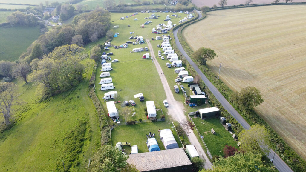 Coombe View Camping and Caravan Park